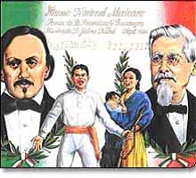 Autores del Himno Nacional
